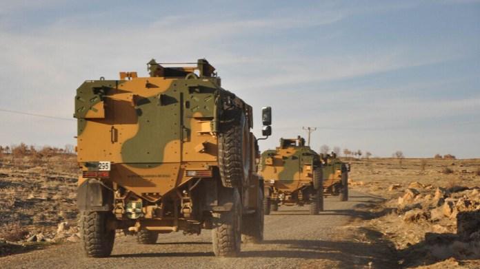 L'armée turque a lancé une opération militaire dans la province de Van, dans le Nord-Kurdistan (Turquie). La zone d'opération comprend des régions rurales entourant les villages de Kırgeçit, Bükeç et Dikbıyık dans le district de Gürpınar.
