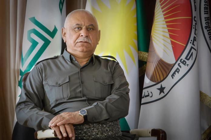 Le vice-président du KRG: «Des ennemis tentent de provoquer une guerre inter-kurde.»