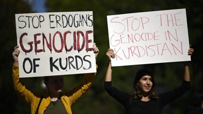 L'organisation faîtière des associations kurde en Europe a annoncé une série de manifestations pour protester contre l'invasion et les attaques de l'armée turque au Sud-Kurdistan (Irak).