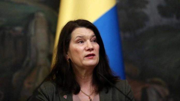 Se déclarant préoccupée par les actions militaires de la Turquie au Sud-Kurdistan, la ministre suédoise des Affaires étrangères a appelé à la reprise d'un processus de paix entre le PKK et la Turquie.