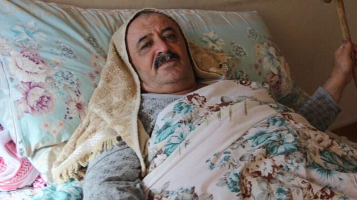 Osman Siban, un villageois kurde originaire de Van, a déposé une plainte contre des soldats de l'armée turque pour torture