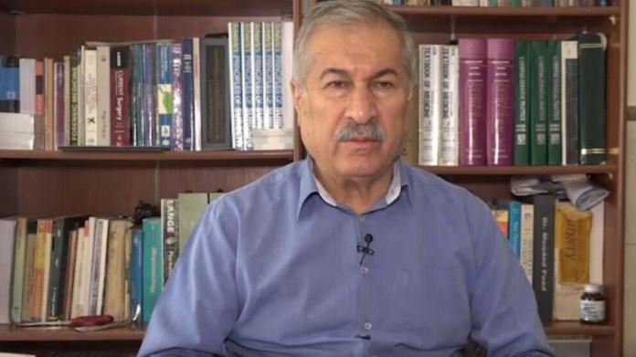 Le peuple kurde est opposé à l'invasion turque et ne veut pas de guerre inter-kurde, a dit l'intellectuel Faiq Gulpi