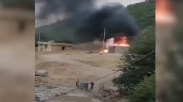 Un véhicule civil a été visé samedi par une frappe aérienne de l'armée turque dans la province de Sulaymaniyah, au Sud-Kurdistan.