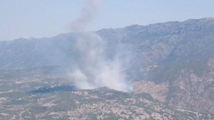L'armée turque poursuit ses offensives sur différentes zones du Sud-Kurdistan dans le cadre de l'opération d'invasion lancée le 23 avril.
