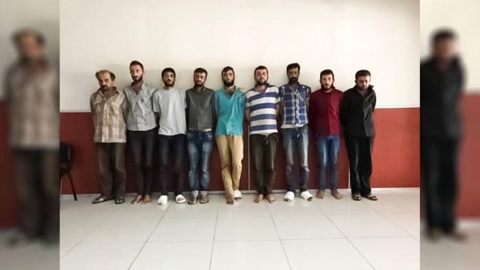 Arrêtés à Afrin et jugés en Turquie, des prisonniers kurdes racontent la torture et l'arbitraire