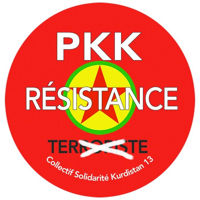 Le Collectif Solidarité Kurdistan 13 a lancé récemment une campagne pour le retrait du PKK de la liste des organisations terroristes de l'UE.