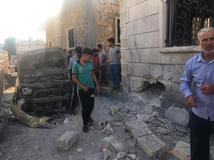 Une femme a perdu la vie et 2 enfants ont été blessés dans les villes de Nubl et Zahraa, au nord de la province d'Alep, suite à une offensive menée mardi par l'armée turque et ses supplétifs djihadistes.