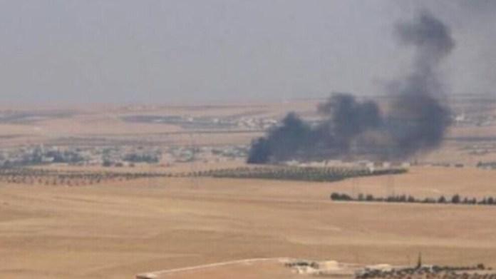Le Conseil militaire de Manbij a riposté jeudi à des attaques de l'armée turque sur des villages situés au nord de la ville