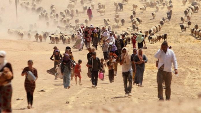 À l'occasion du 7e anniversaire du génocide des Yézidis, la KCK appelle l'humanité à défendre la population yézidie