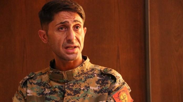 Nadir El Meşluq, un responsable du Conseil militaire d'al-Bab, aévaluéles attaques contre les villages libérés d'al-Bab et a déclaré: «Ces attaques prouvent leur défaite».