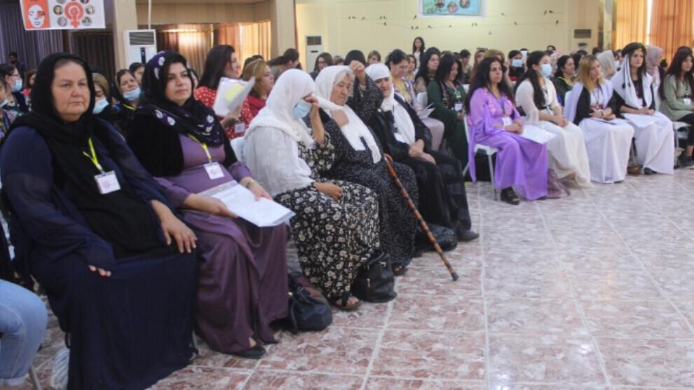 Trois membres de l'Organisation des Femmes libres du Kurdistan (RJAK) ont été arrêtées jeudi à Hewlêr par les forces du Parti démocratique du Kurdistan (PDK).