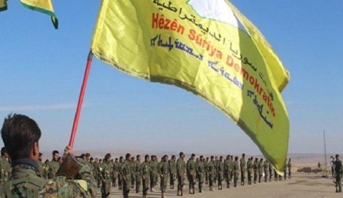Les FDS ont mené une série d'opérations de sécurité dans la zone d'Abu Khashab, dans la campagne occidentale de Deir ez-Zor. Les Forces démocratiques syriennes (FDS) ont arrêté, vendredi soir, 18 terroristes suspecté d'être membre de l'Etat islamique (EI) liés aux mercenaires soutenus par la Turquie dans les territoires syriens occupés du nord-est et du nord-ouest de la Syrie.