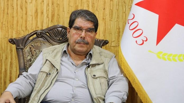 Saleh Muslim a averti le Parti démocratique du Kurdistan (PDK) que s'il n'agissait pas avec raison, il serait le premier à en pâtir.