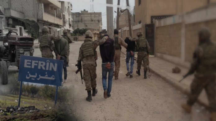 Un homme yézidi de 70 ans nommé Hesen Kalo a été kidnappé par la Division al-Hamza dans la région d'Afrin occupée par la Turquie, au nord de la Syrie.