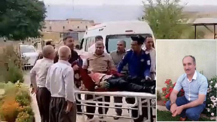 L'armée turque a bombardé vendredi le village de Hiror, à Metîna, au Sud-Kurdistan. Un habitant de 55 ans a été grièvement blessé