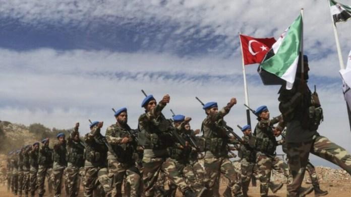 Selon l'OSDH, l'État turc a emmené 130 mercenaires syriens supplémentaires en Turquie, s'apprêtant à les envoyer en Libye.