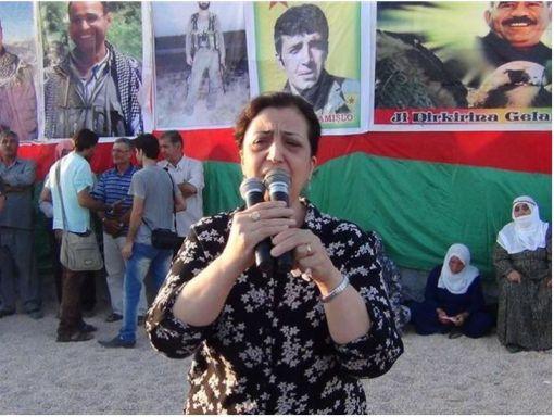 YPG-Guerillas.Funeral-ceremony-2