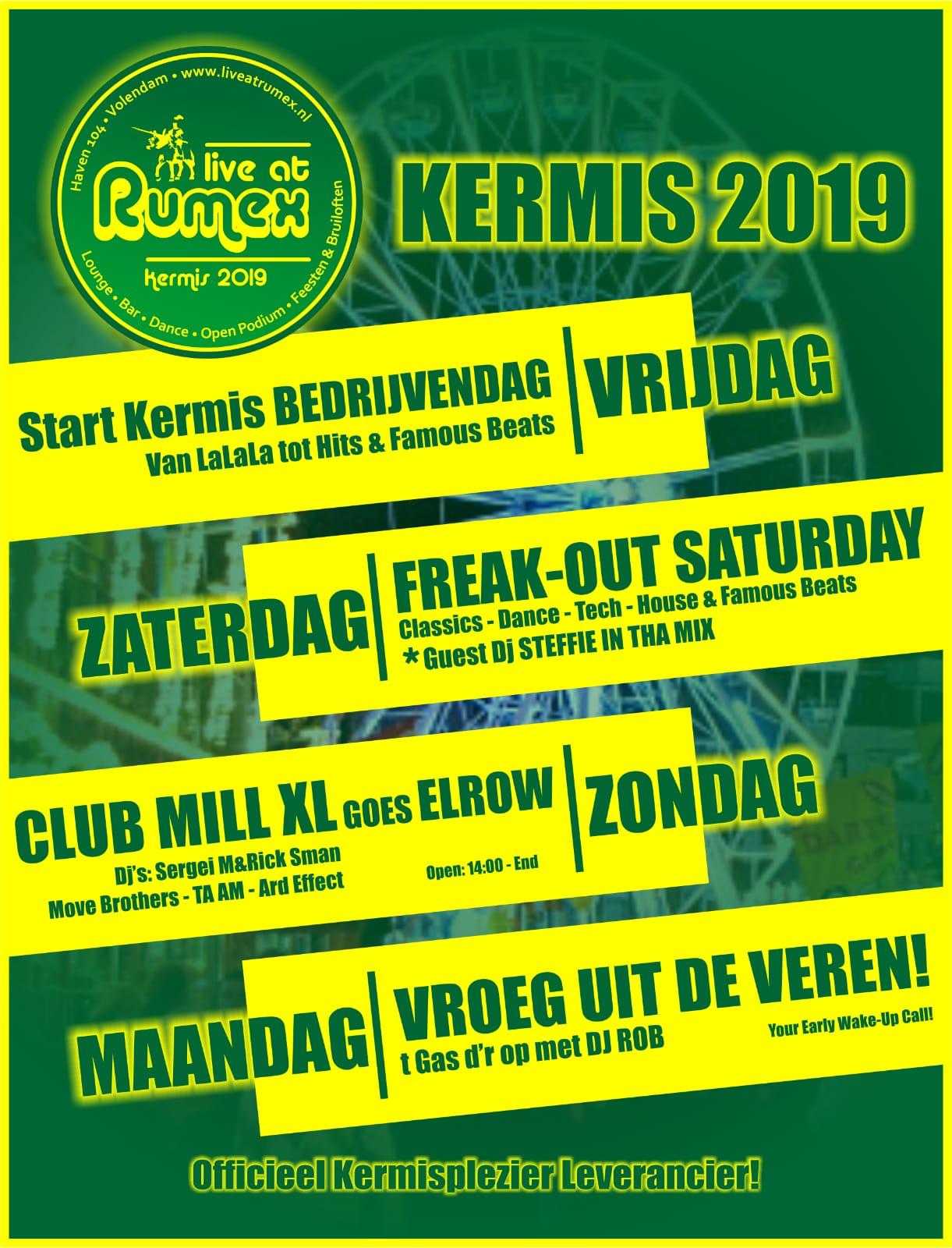Kermis Volendam 2019