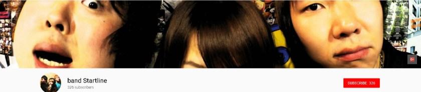 Startline on youTube