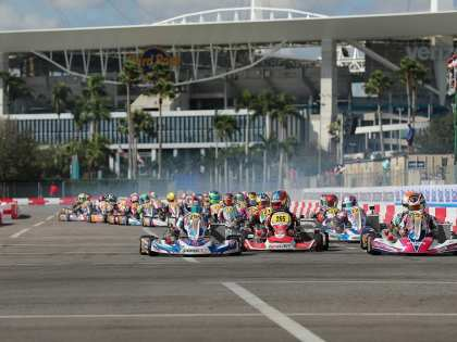FLORIDA WINTER TOUR OPENS REGISTRATION FOR ROUND TWO AT THE HARD ROCK MIAMI STADIUM