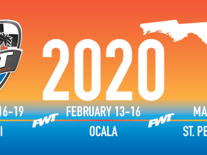 2020 ROK CUP PROMOTIONS FLORIDA WINTER TOUR DATES CONFIRMED