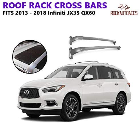 ROKIOTOEX Universal Rooftop Ski Rack Snow Board Roof Carrier fits 6 Pairs Skis 4 Snowboards Delux Silver Aluminum Lockable Carrier Fitting Oval and Square Roof Rack Crossbars