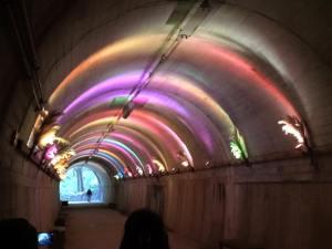 10月31日写真トンネル