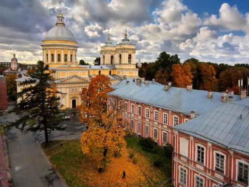 St-Petersburg-St-Alexander-Nevskiy-Abby