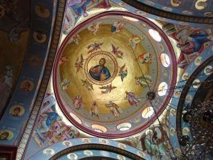 small Kapernaum_the Church of 12 Apostles 2
