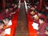 Klosterschule Tibet 2012 2