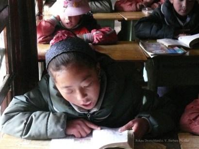 Rokpa Projekt Mädchenschule Kanze 1