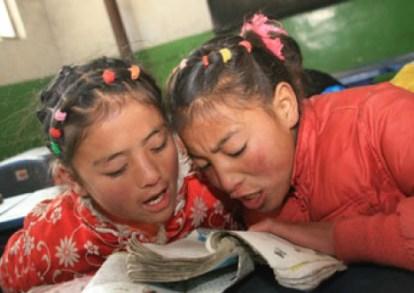 Rokpa Mädchenschule Khenlo 1