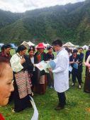 ROKPA AIDS-Aufklärung in Tibet 3