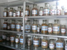 Tibetische Medizin Kräutermedikamente