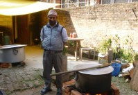 ROKPA Gassenküche Kathmandu