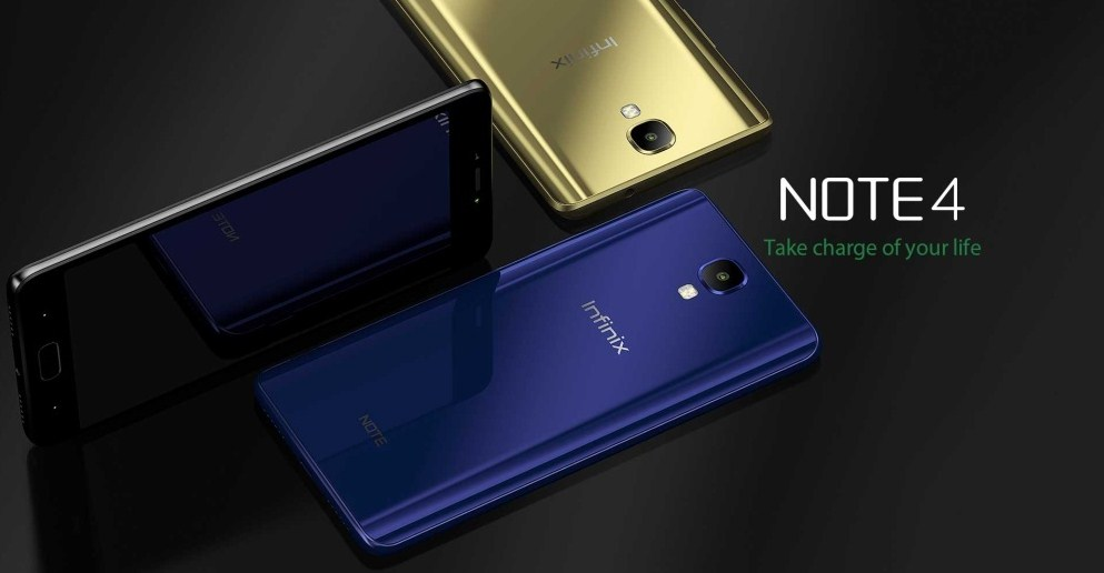 Harga Infinix Note 4 Terbaru