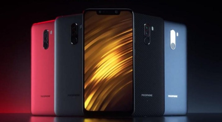 Smartphone Pocophone F1