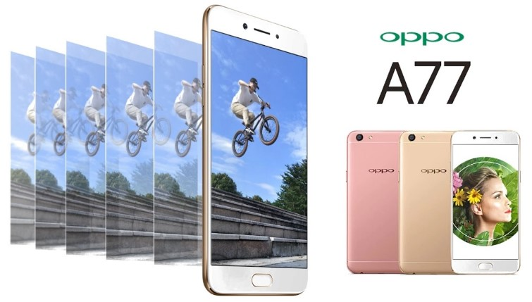 Hp Oppo A77
