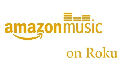 How to install Amazon Music on Roku [2020]