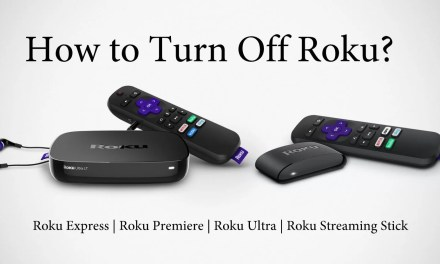 How to Turn Off Roku? [3 Different Methods]
