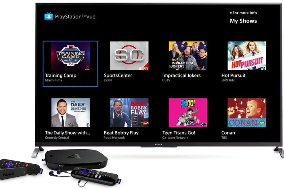 How To Install And Activate Playstation Vue On Roku Roku Guru