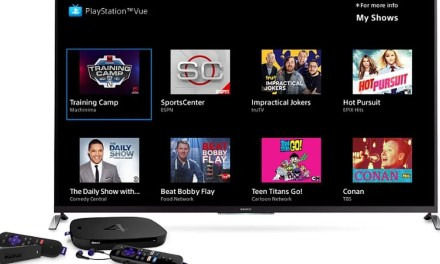 How to Install and Activate PlayStation Vue on Roku