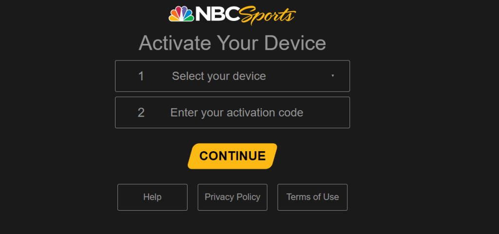 NBC Sports Activate