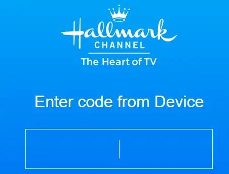Activate Hallmark Channel on Roku
