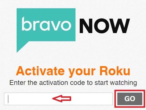 Bravo App on Roku