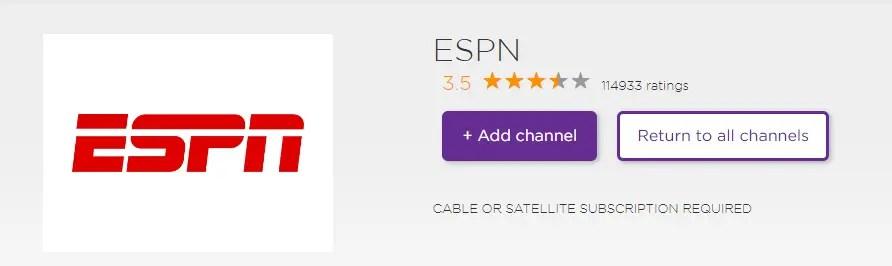 Click Add Channel