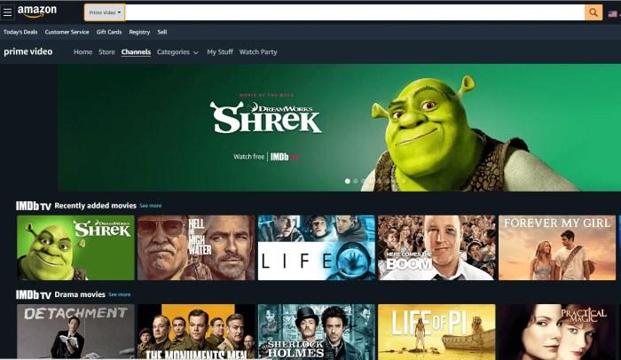 IMDb TV on Roku