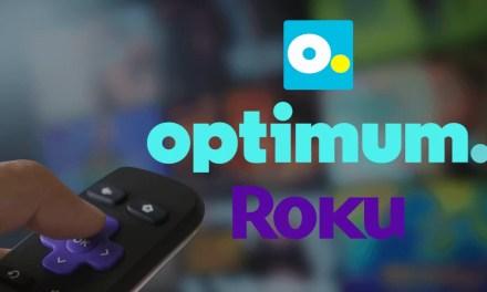 How to Stream Optimum on Roku Device