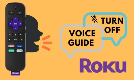 How To Turn Off Voice on Roku [Two Simple Ways]
