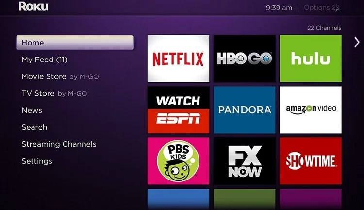 Log out of Netflix on Roku